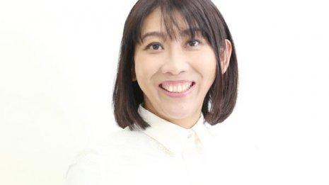 モデル・美肌温泉家の朝香さん