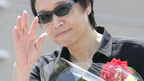 喉のがんを告白したシンガー・ソングライターの吉田拓郎