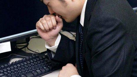長引く咳に多くの病気リスク 見極めは肺活量と薬の効き目