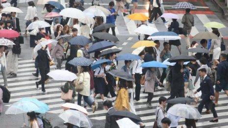 梅雨時季にひどくなりやすい