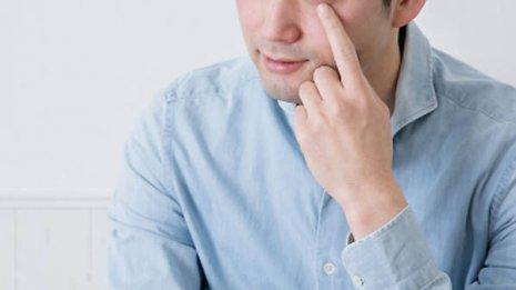 加齢と関係が深い白内障は65歳以上から患者数が激増する