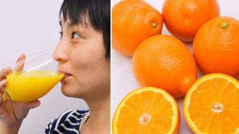 英誌報告 100%フルーツジュースでもがんリスクは高くなる