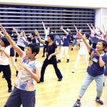 ダンスグループ「TGK48」