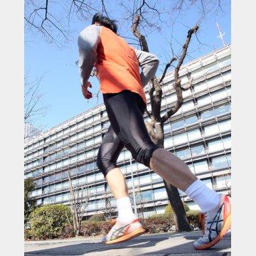 ジョギングなど運動の記録もできる