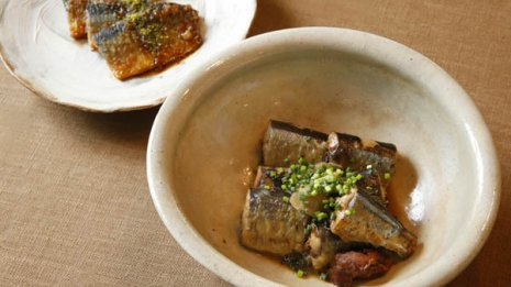 血液サラサラ 旬のサンマは塩焼き以外の調理法で老化防止