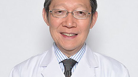 杏林大学の古賀良彦名誉教授