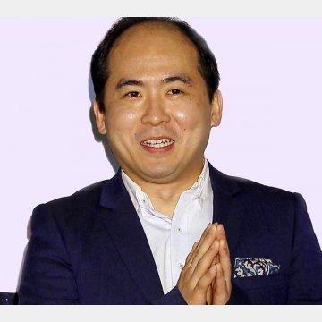 お笑いコンビ「トレンディエンジェル」の斎藤司さん