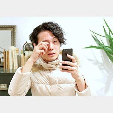 年齢とともに近視や乱視が強くなる