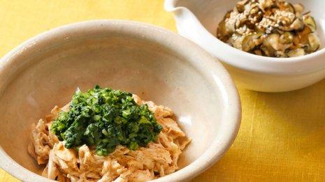 本物の香りと辛味で塩分を補い食欲を増進
