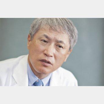 順天堂大学医学部心臓血管外科の天野篤教授