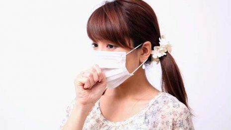 マスクも効果的