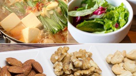 食物繊維を増やすと血糖・血圧・脂質を同時に改善できる