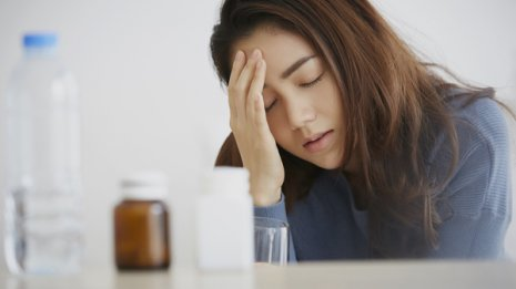 帯状疱疹ワクチンの驚きの効果 頭痛が起こらなくなった