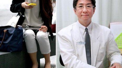 """""""貧乏ゆすり""""に効果アリ 変形性股関節症の意外な治療法"""