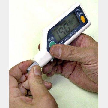 血糖自己測定しながら少しずつ下げる