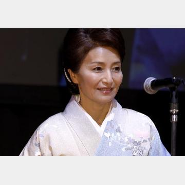 女優の仁科亜季子さん