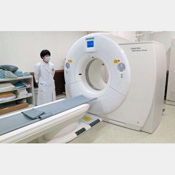 CT検査の報告書は医師から受け取る