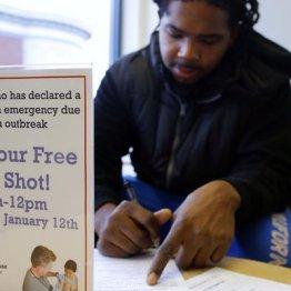 米CDCが指針 インフル症状がある人には新型コロナ検査も