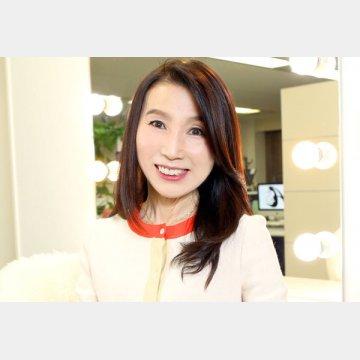 ミセスモデルの武東由美さん