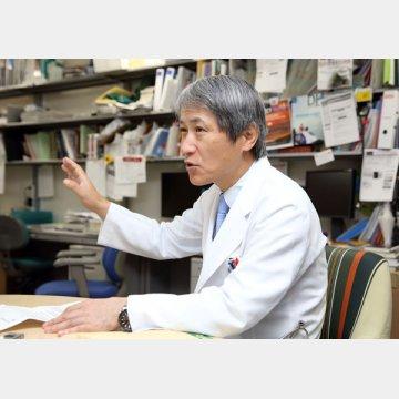 順天堂大学医学部付属順天堂医院心臓血管外科の天野篤教授