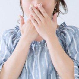 彼女から「口が臭い」と言われ…ストレスとの関係はあるか