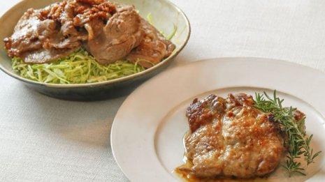 豚肉の豊富な栄養を効率よく食べやすく摂取する調理法