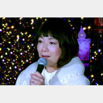 歌手・タレントの堀ちえみさん