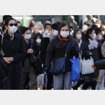 日本人は一般人の公衆衛生に対する意識が高い