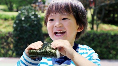 子供の頃から海苔を食べ続けていると高血圧になりにくい?