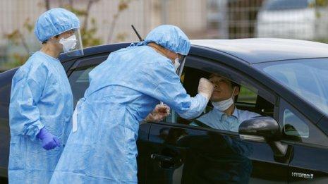 新型コロナ「ドライブスルー検査」はどう受ければいい?