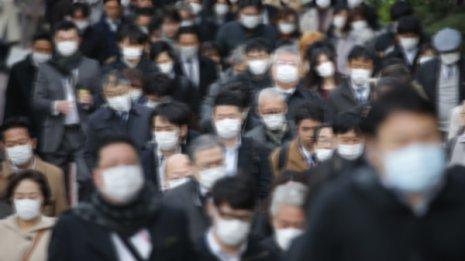 米で論文報告 マスク着用しても咳エチケットと手洗いが重要