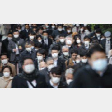 マスク着用に加え、咳エチケット、手洗いは大切