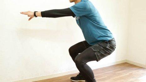 コロナ太りを解消 自宅ですぐできる「3つのトレーニング」