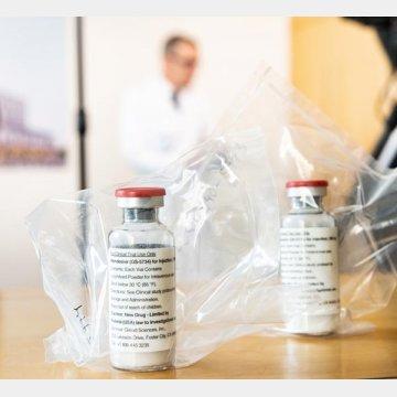 国内初のコロナ治療薬だが対象は重症患者のみ(エボラ出血熱治療薬「レムデシビル」 )/