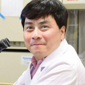 京大ウイルス・再生医科学研准教授の宮沢孝幸氏