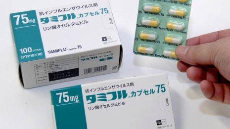 抗インフルエンザ薬は患者家族の「予防」のためにも使える