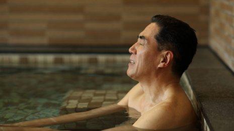 ぐっすり眠りたい時…風呂の温度は体温+2度~3度が最適