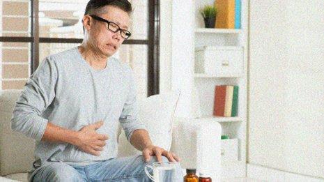 簡単に切ってはいけない「盲腸」 食中毒と違って痛みが移動