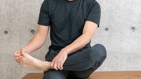下肢静脈<下>足のポンプ機能は手軽な5つの体操で鍛えられる