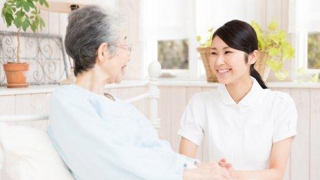 患者にとっても良い 在宅の緩和ケアでの主体は訪問看護師