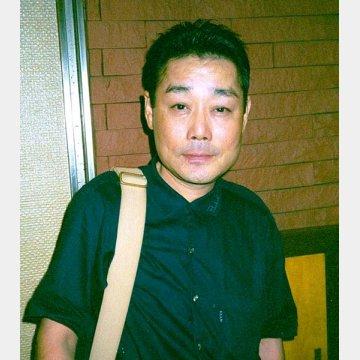 大腸がんで亡くなった轟二郎さん(2001年撮影)/