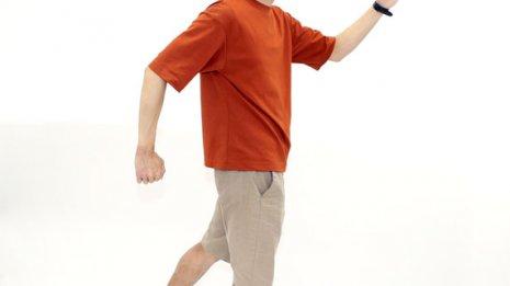 大股、速足、腕振りがただの「歩き」を「運動」に変える