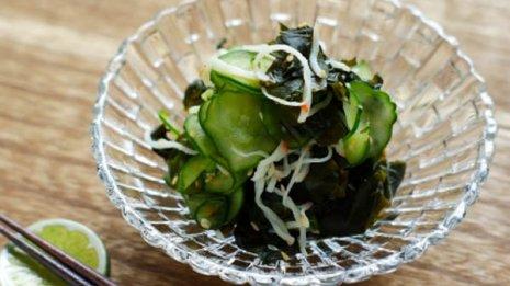 肛門<下>痔の予防は食物繊維 上手にとるには野菜より海藻