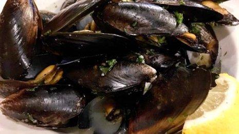 ムール貝はアミノ酸が豊富 パスタと合わせると朝食に向く