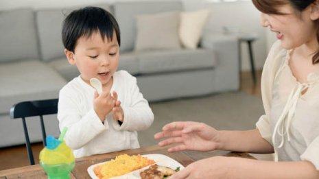 小さいころの食習慣がその後の肥満リスクに影響する