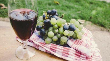 ブドウには脳機能低下の防止や集中力を高める効果がある
