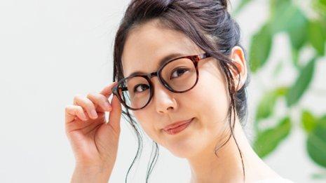 目のコロナ対策<1>眼鏡をかけると感染リスクは5分の1に?