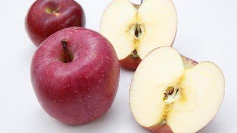リンゴには100種類の若返り成分ポリフェノールが含まれる