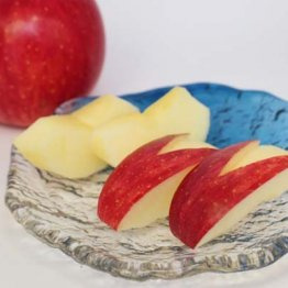 葉や皮に含まれるフロレチンに注目 リンゴでがんを撃退?