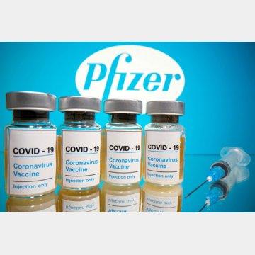 米ファイザー社の新型コロナウイルスワクチン